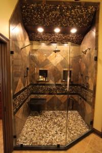 Glass Shower 11