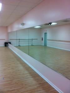 Dance Studio Mirror 1