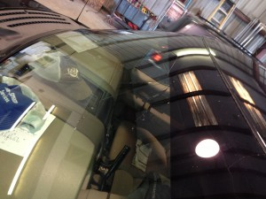 New Car Windshield