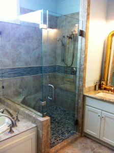 Glass Shower 7
